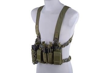 Picture of GFC FAST CHEST RIG OLIVE